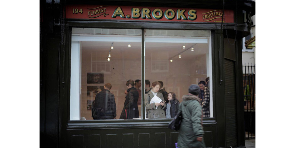 A Brooks Art gallery